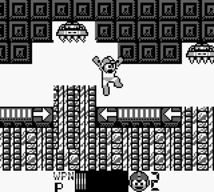 Mega Man 2 Game Boy 23