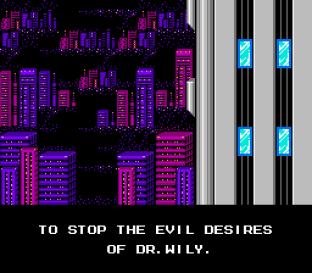 Mega Man 2 NES 001