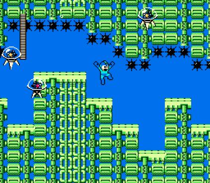 Mega Man 2 NES 020
