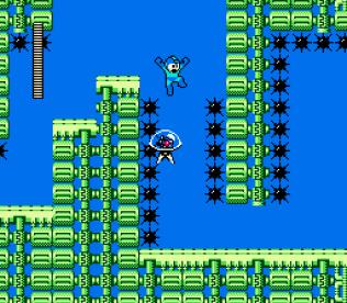 Mega Man 2 NES 022