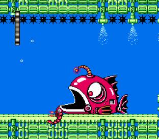 Mega Man 2 NES 023