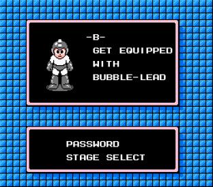 Mega Man 2 NES 031