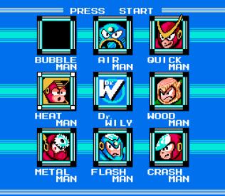 Mega Man 2 NES 032