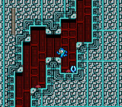 Mega Man 2 NES 064