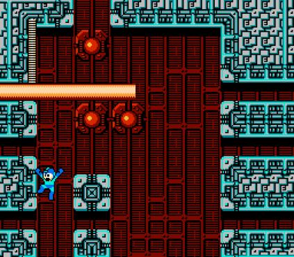 Mega Man 2 NES 067