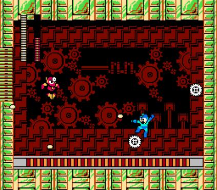 Mega Man 2 NES 108