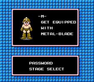 Mega Man 2 NES 109