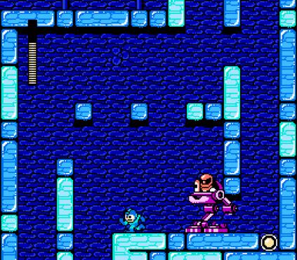 Mega Man 2 NES 119