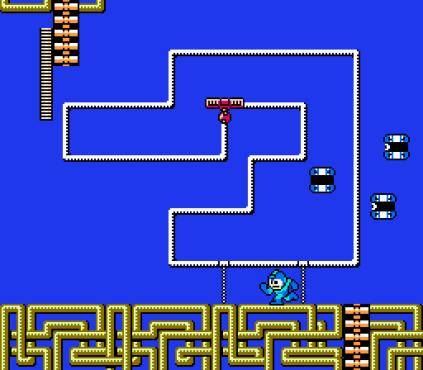 Mega Man 2 NES 130