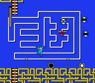 Mega Man 2 NES 131