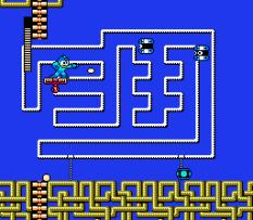 Mega Man 2 NES 132