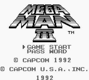Mega Man 3 Game Boy 01