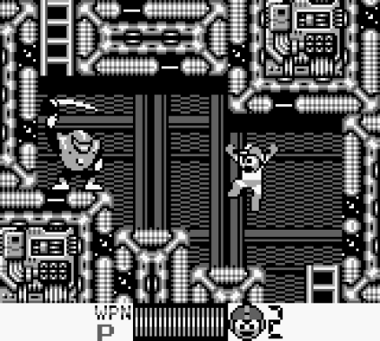 Mega Man 3 Game Boy 09