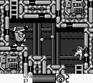 Mega Man 3 Game Boy 10