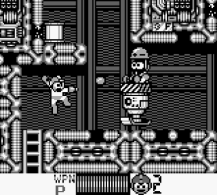 Mega Man 3 Game Boy 11