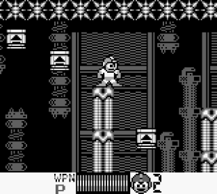 Mega Man 3 Game Boy 12