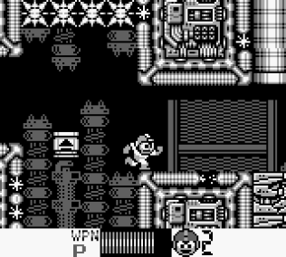 Mega Man 3 Game Boy 21
