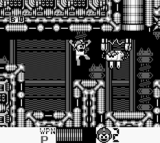 Mega Man 3 Game Boy 22