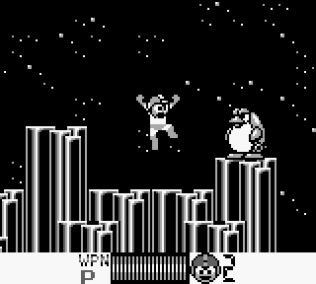 Mega Man 3 Game Boy 32