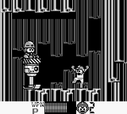 Mega Man 3 Game Boy 34