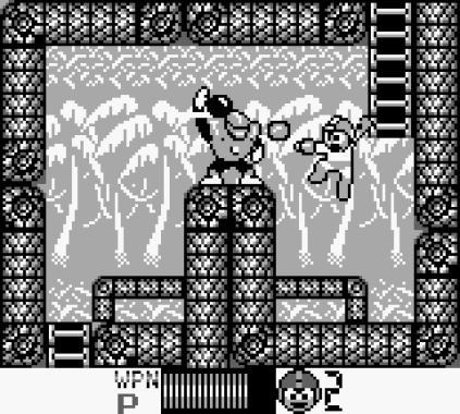 Mega Man 3 Game Boy 45