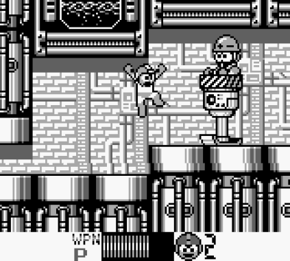 Mega Man 3 Game Boy 53