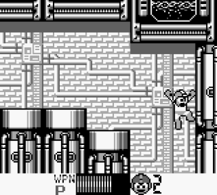 Mega Man 3 Game Boy 54