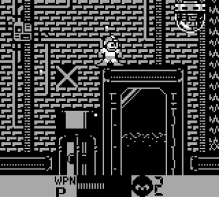 Mega Man 3 Game Boy 55