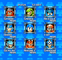 Mega Man 3 NES 02