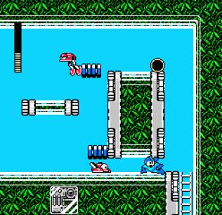 Mega Man 3 NES 11