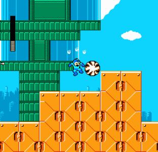 Mega Man 3 NES 34