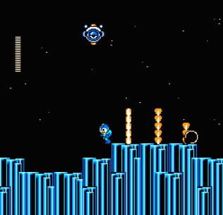 Mega Man 3 NES 44