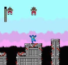 Mega Man 3 NES 54