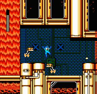 Mega Man 3 NES 64