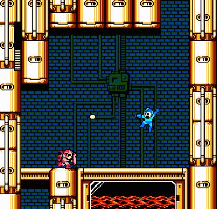 Mega Man 3 NES 67