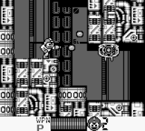 Mega Man 4 Game Boy 008