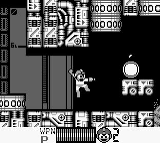 Mega Man 4 Game Boy 009
