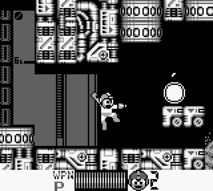 Mega Man 4 Game Boy 009