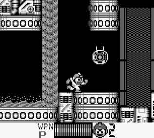 Mega Man 4 Game Boy 010