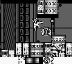 Mega Man 4 Game Boy 011