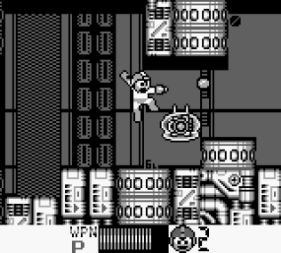 Mega Man 4 Game Boy 011