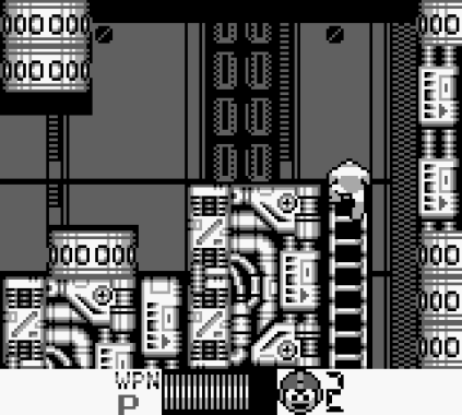 Mega Man 4 Game Boy 012
