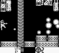 Mega Man 4 Game Boy 019