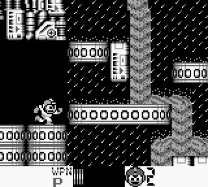 Mega Man 4 Game Boy 020