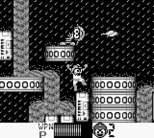 Mega Man 4 Game Boy 021