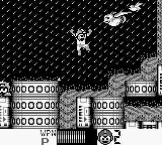 Mega Man 4 Game Boy 022