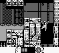 Mega Man 4 Game Boy 029