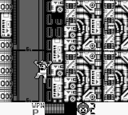 Mega Man 4 Game Boy 031