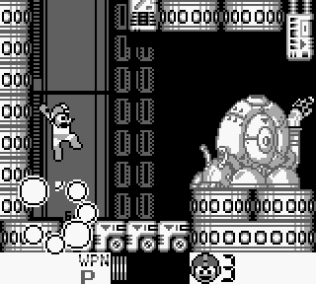Mega Man 4 Game Boy 032