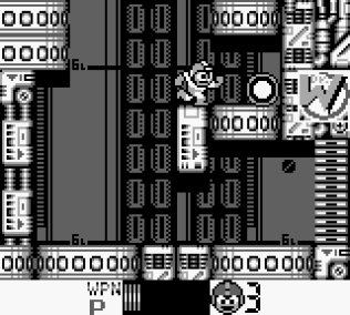Mega Man 4 Game Boy 033